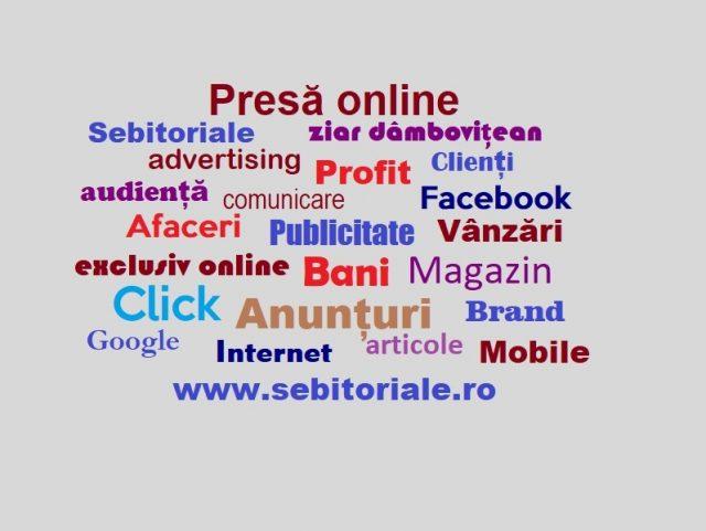 Publicitate pe sebitoriale.ro