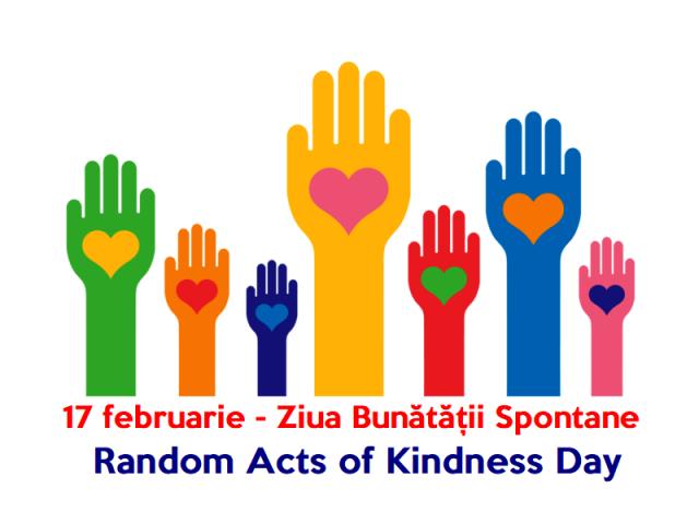 17 februarie - Ziua Bunătății Spontane