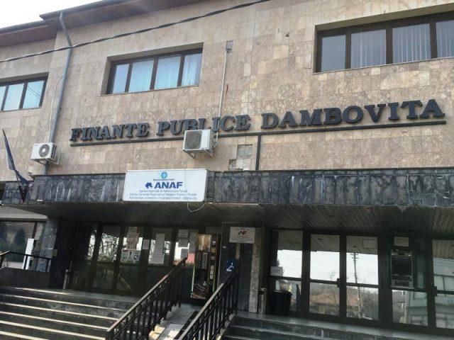 Agenția Națională de Administrare Fiscală Dâmbovița