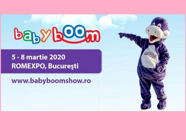 Baby Boom Show martie 2020