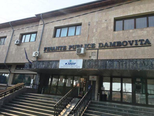 Sediul ANAF Dâmbovița