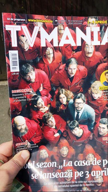 Revista TV Mania